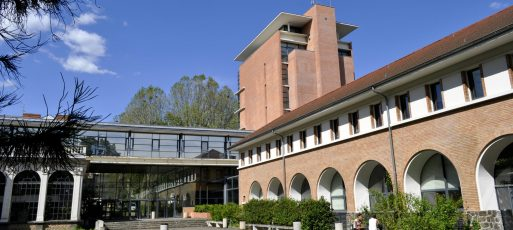 Pôle Universitaire de Vichy - cour