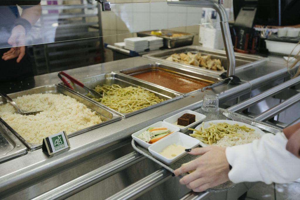 Service Restaurant Universitaire Pôle Universitaire de vichy