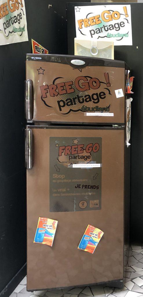 FreeGo Partage Pôle Universitaire de Vichy