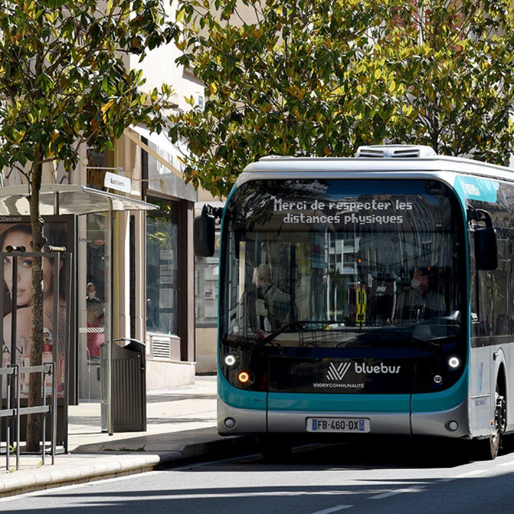 Bus Mobivie Vichy Communauté