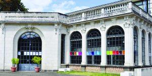 Médiathèque de l'Orangerie Pôle universitaire de Vichy - facade