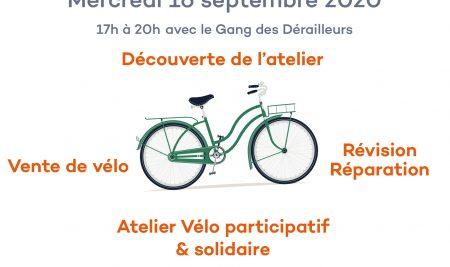 RDV vélo étudiant – Bienvenue aux étudiants